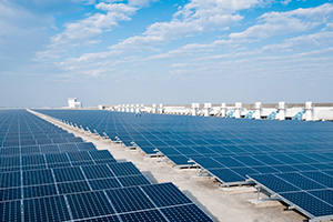 AUO initiated new model of solar power plant operation by founding Star River Energy Corporation